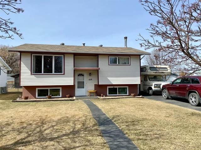 838 15 Street, Wainwright, AB T9W 1E4 (#A1094951) :: Redline Real Estate Group Inc