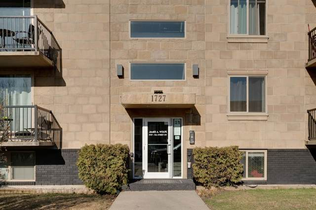 1727 10A Street SW #106, Calgary, AB T2T 3J9 (#A1095047) :: Redline Real Estate Group Inc