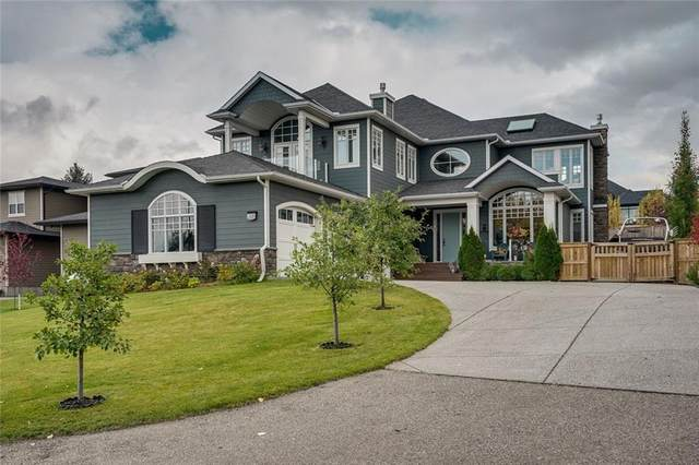 972 East Chestermere Drive, Chestermere, AB T1X 1R2 (#A1095147) :: Greater Calgary Real Estate