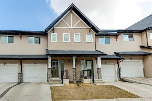 33 Cimarron Vista Gardens, Okotoks, AB T1S 0G2 (#A1095148) :: Calgary Homefinders