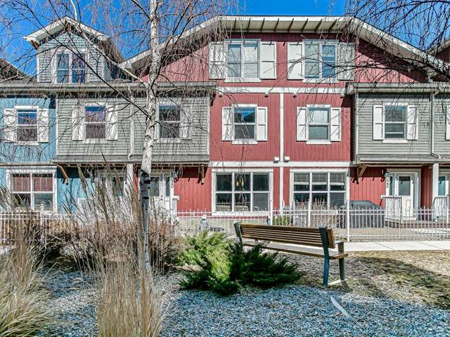10 Auburn Bay Avenue SE #1020, Calgary, AB T3M 0P8 (#A1095152) :: Western Elite Real Estate Group