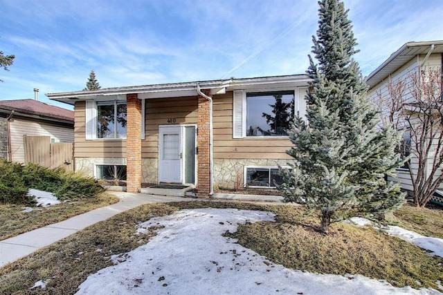 410 Huntington Way NE, Calgary, AB T2K 5A8 (#A1095157) :: Redline Real Estate Group Inc