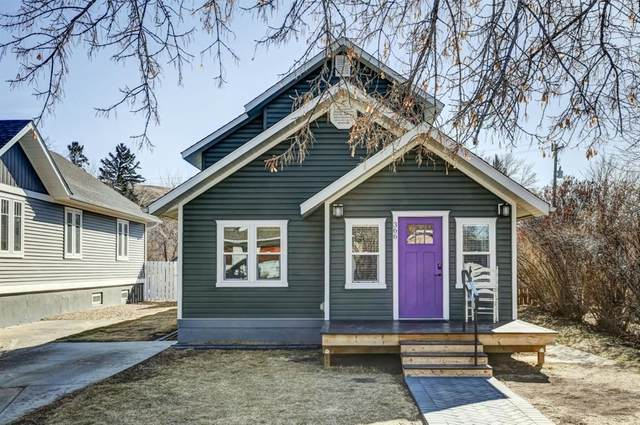 366 4 Street E, Drumheller, AB T0J 0Y6 (#A1095182) :: Canmore & Banff