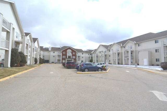56 Carroll Crescent #215, Red Deer, AB T4P 3Y3 (#A1095205) :: Calgary Homefinders