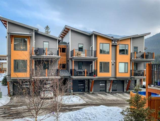 1101 Three Sisters Parkway 202H, Canmore, AB T1W 0L3 (#A1095221) :: Canmore & Banff