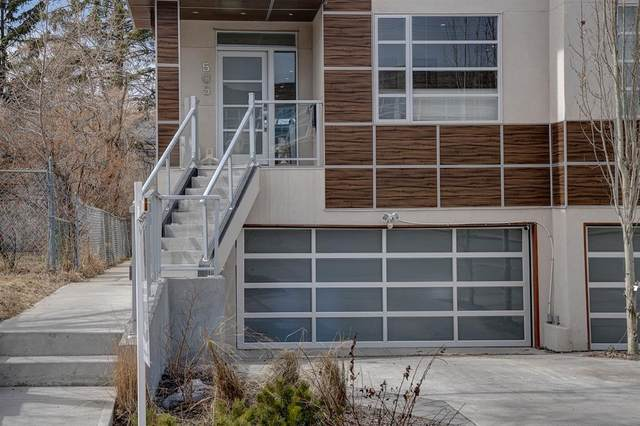 505 18 Street NW, Calgary, AB T2G 5P9 (#A1095231) :: Redline Real Estate Group Inc