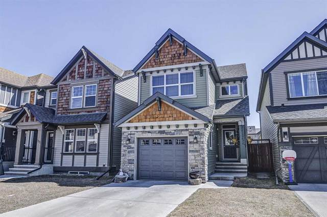 115 Skyview Point Crescent NE, Calgary, AB T3N 0M2 (#A1095247) :: Redline Real Estate Group Inc
