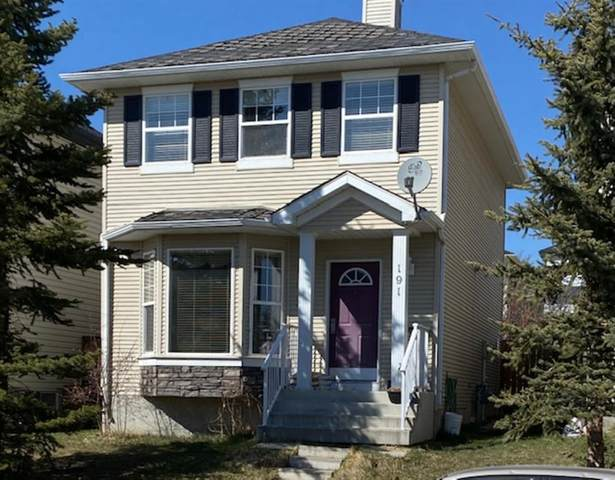 191 Taravista Street NE, Calgary, AB T3J 4S3 (#A1095262) :: Redline Real Estate Group Inc