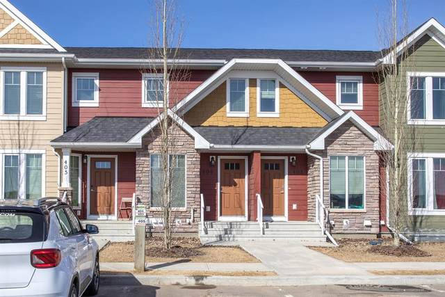 30 Carleton Avenue #404, Red Deer, AB T4P 0M8 (#A1095267) :: Redline Real Estate Group Inc