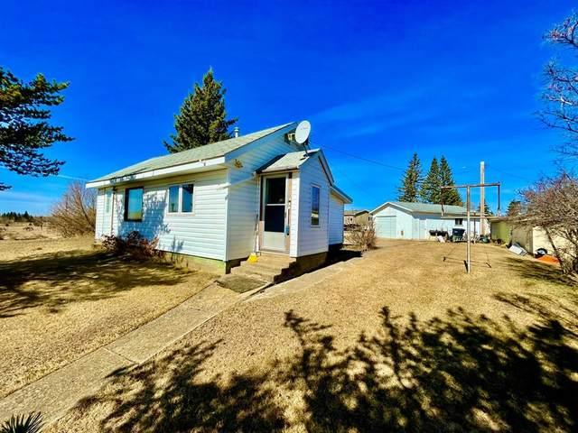 118 Centre Street, Marwayne, AB T0B 2X0 (#A1095286) :: Calgary Homefinders