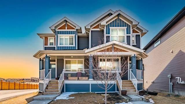 96 Sundown View, Cochrane, AB T4C 0H4 (#A1095305) :: Redline Real Estate Group Inc