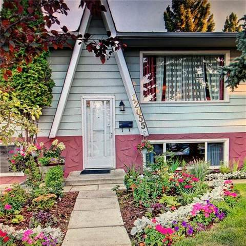12055 Canaveral Road SW, Calgary, AB T2W 1N7 (#A1095308) :: Redline Real Estate Group Inc