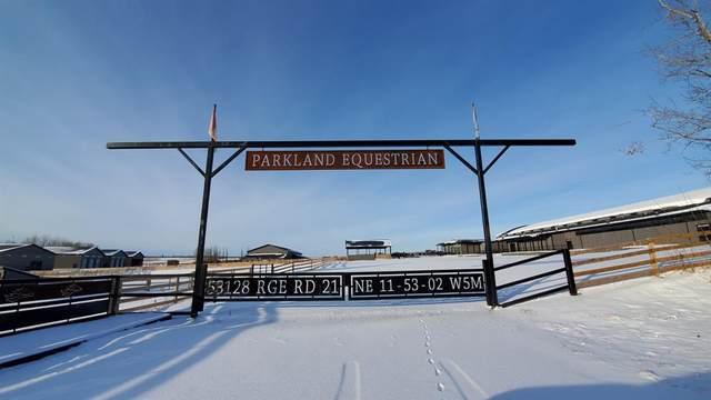 53128 Range Road 21, Rural Parkland County, AB T0E 0N0 (#A1095332) :: Redline Real Estate Group Inc