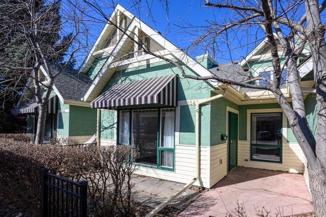 2542 17 Avenue SW, Calgary, AB T3E 7G9 (#A1095338) :: Greater Calgary Real Estate