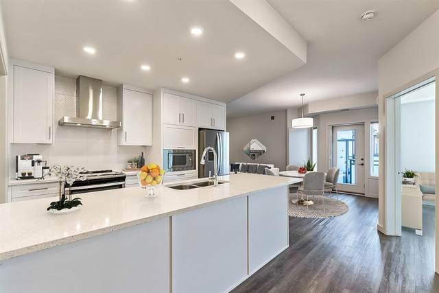 12 Mahogany Path SE #509, Calgary, AB T3M 3A4 (#A1095386) :: Redline Real Estate Group Inc