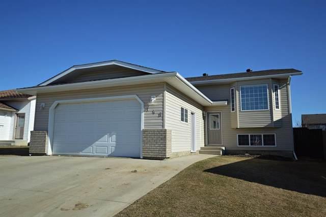 148 Crystal Heights Lane, Grande Prairie, AB T8X 1R1 (#A1095391) :: Team Shillington | eXp Realty