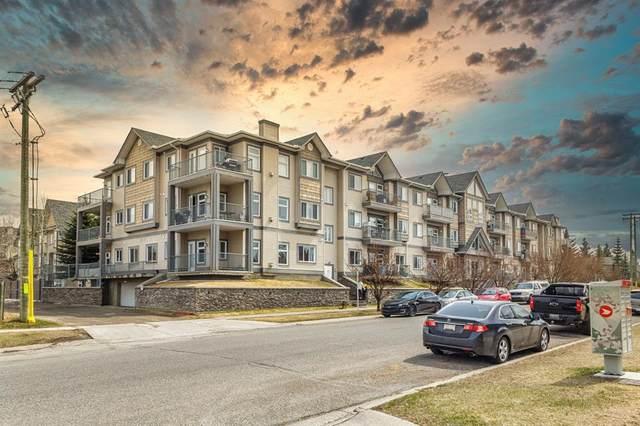 11170 30 Street SW #110, Calgary, AB T2W 6J2 (#A1095462) :: Redline Real Estate Group Inc