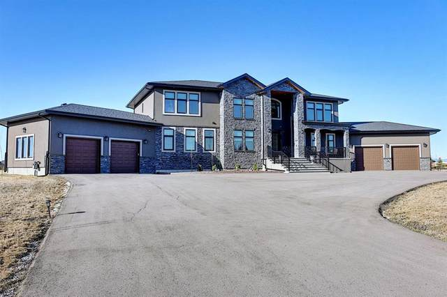 31071 Windhorse Drive, Rural Rocky View County, AB T3Z 0B4 (#A1095486) :: Calgary Homefinders