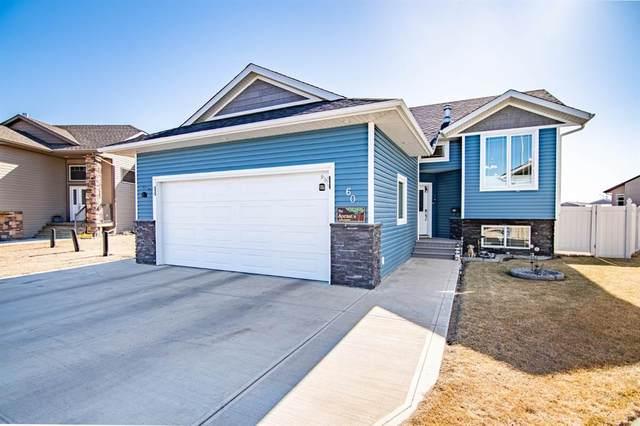 60 Mackenzie Crescent, Lacombe, AB T4L 0A6 (#A1095544) :: Calgary Homefinders