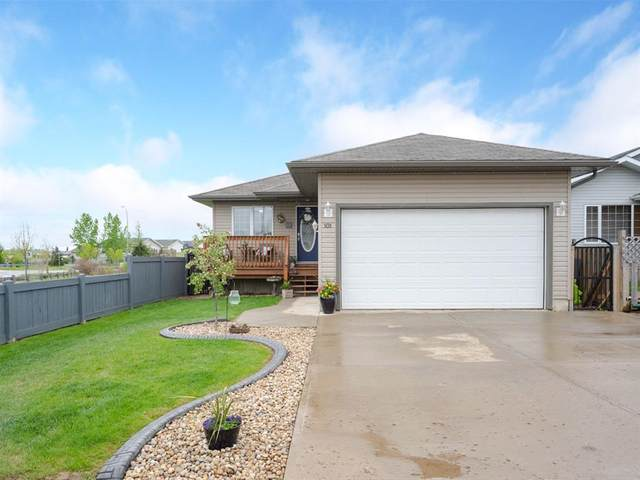 101 O'coffey Crescent, Fort Mcmurray, AB T9K 2V7 (#A1095545) :: Canmore & Banff