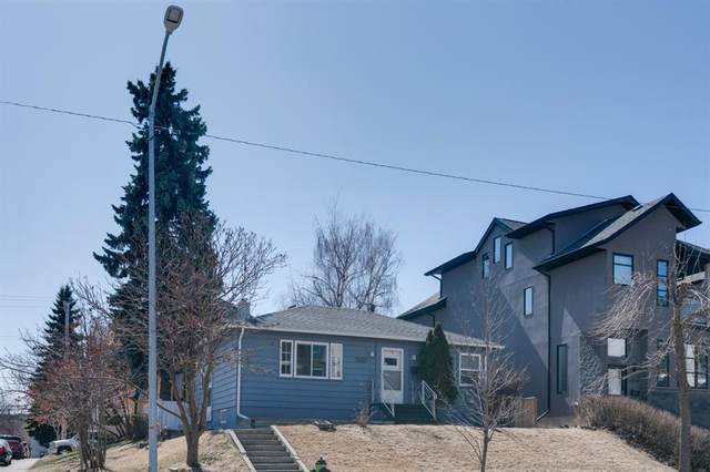 1601 33 Avenue SW, Calgary, AB T2T 1Y6 (#A1095553) :: Redline Real Estate Group Inc