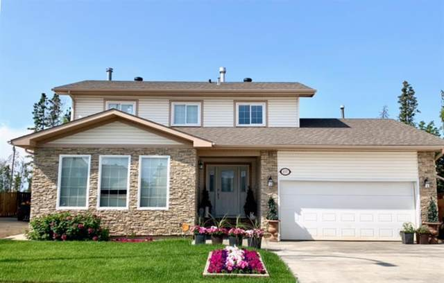 157 Becker Bay, Fort Mcmurray, AB T9K 1P4 (#A1095572) :: Canmore & Banff