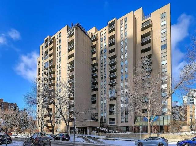 924 14 Avenue SW #302, Calgary, AB T2R 0N7 (#A1095575) :: Canmore & Banff