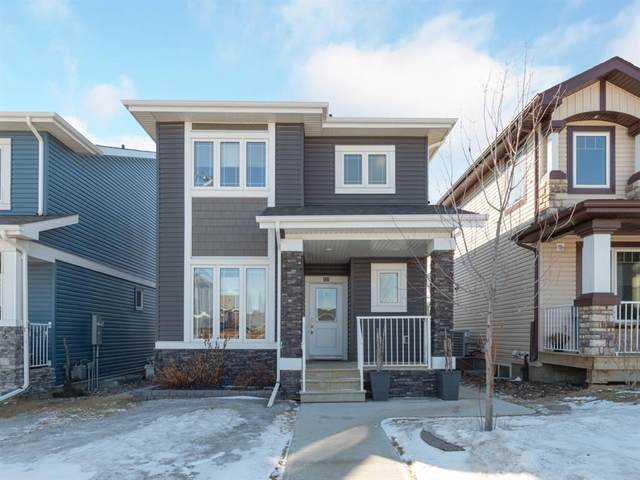 121 Siltstone Place, Fort Mcmurray, AB T9K 0W6 (#A1095595) :: Canmore & Banff