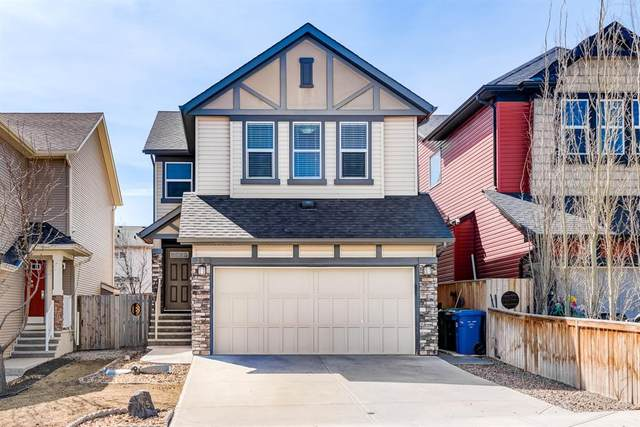 25 Sage Valley Park NW, Calgary, AB  (#A1095634) :: Canmore & Banff