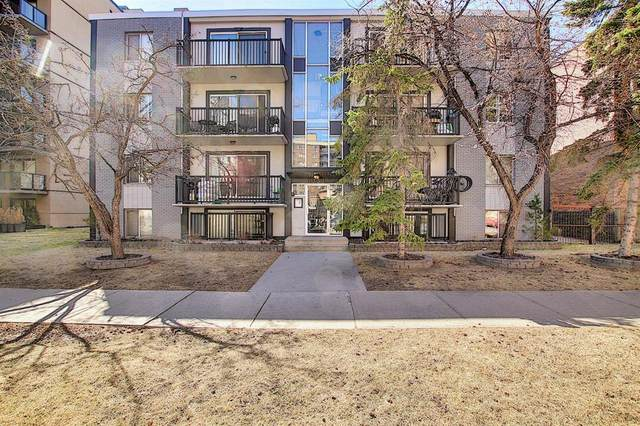 1333 13 Avenue SW #312, Calgary, AB T3C 0T4 (#A1095643) :: Canmore & Banff