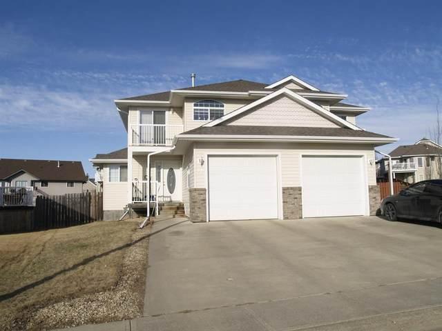 90 Elana Crescent, Lacombe, AB T4L 2L2 (#A1095649) :: Calgary Homefinders