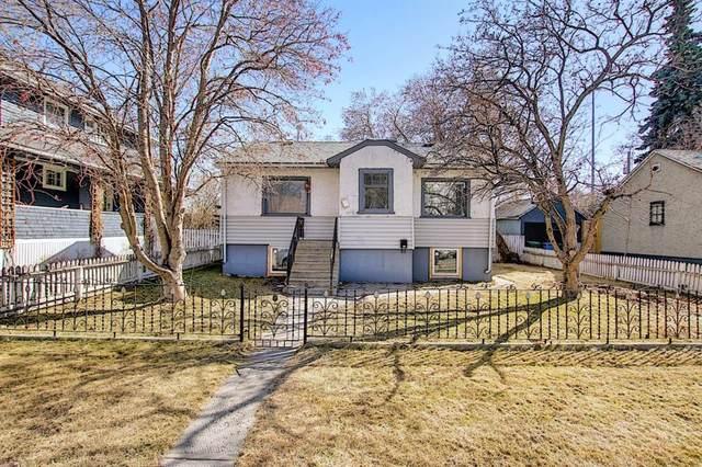 841 Mcpherson Road NE, Calgary, AB T2E 4Z6 (#A1095657) :: Redline Real Estate Group Inc