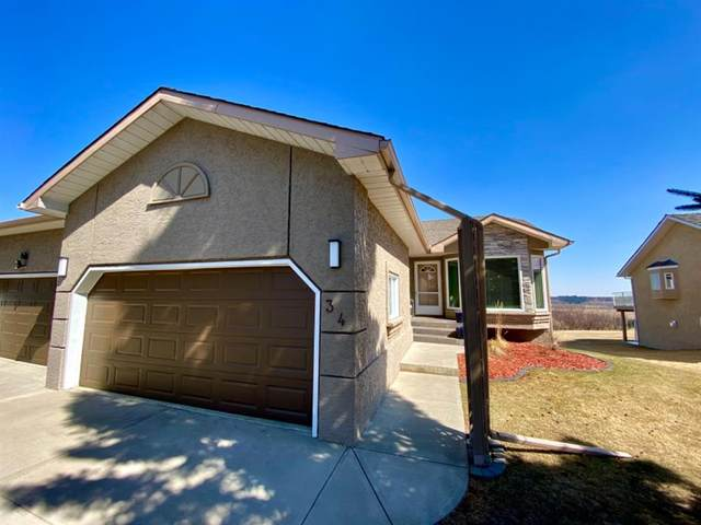 34 Cottonwood Boulevard, Rural Foothills County, AB T1S 4W2 (#A1095700) :: Calgary Homefinders