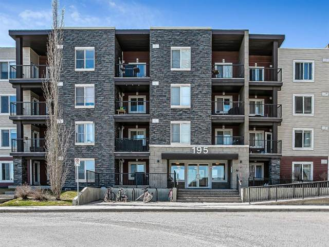 195 Kincora Glen Road NW #125, Calgary, AB T3R 0S3 (#A1095706) :: Redline Real Estate Group Inc