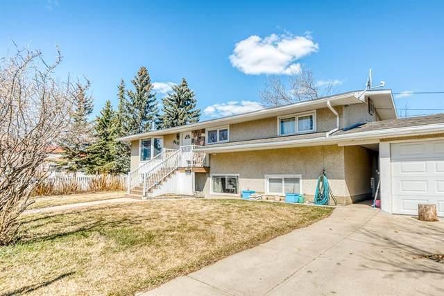 9645 Hillcrest Drive, Grande Prairie, AB T8V 1A9 (#A1095707) :: Calgary Homefinders