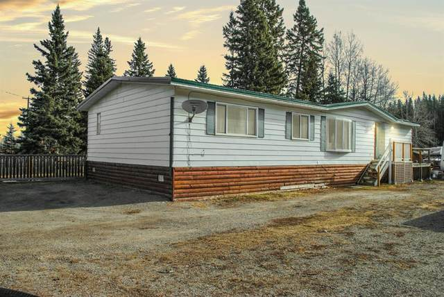 32511B Highway 760, Rural Mountain View County, AB T0M 1X0 (#A1095714) :: Redline Real Estate Group Inc