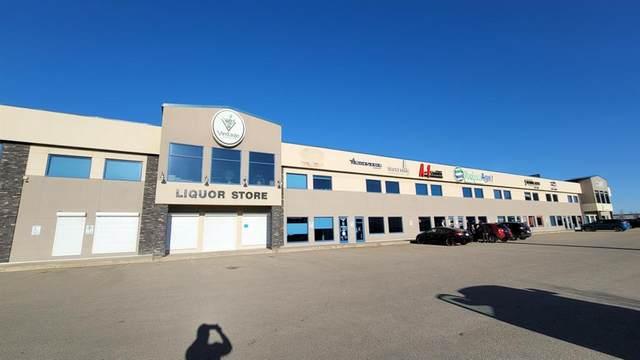 8716 108 Street #104, Grande Prairie, AB T8V 4C7 (#A1095740) :: Calgary Homefinders