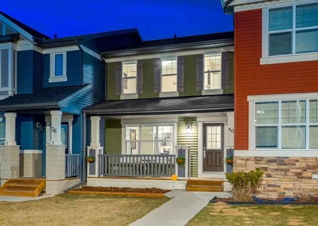 40 Evansridge Court NW, Calgary, AB T3P 0N2 (#A1095762) :: Redline Real Estate Group Inc