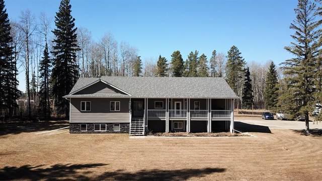54018 Range Rd 172, Rural Yellowhead, AB T7E 3M7 (#A1095800) :: Western Elite Real Estate Group