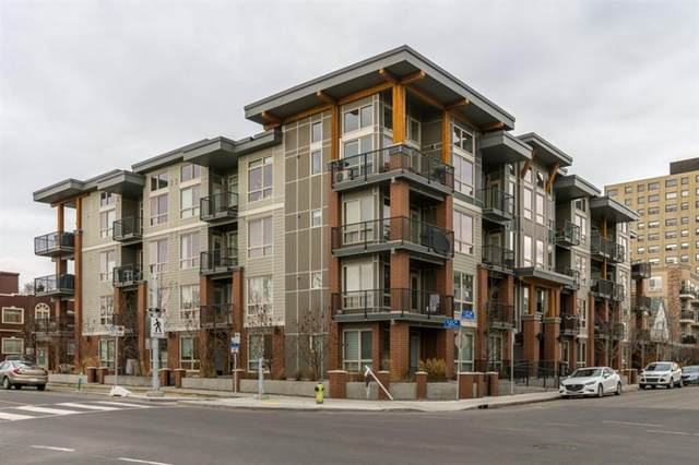 305 18 Avenue SW #218, Calgary, AB T2S 0C4 (#A1095821) :: Canmore & Banff