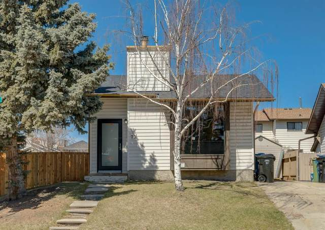 72 Woodview Court SW, Calgary, AB T2W 4X4 (#A1095841) :: Redline Real Estate Group Inc