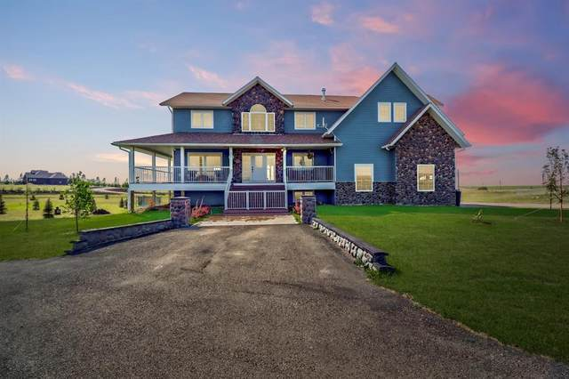 53071 724 Township, Rural Grande Prairie No. 1, County of, AB T8X 5B2 (#A1095845) :: Western Elite Real Estate Group