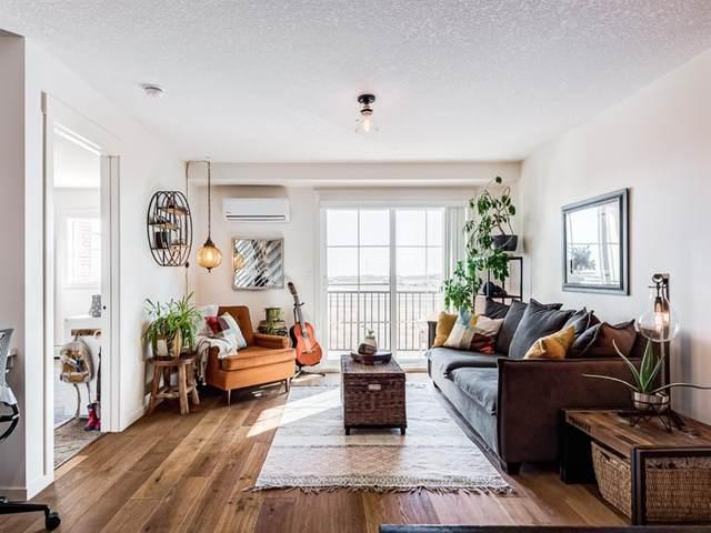 755 Copperpond Boulevard SE #2313, Calgary, AB T2Z 4R2 (#A1095880) :: Redline Real Estate Group Inc