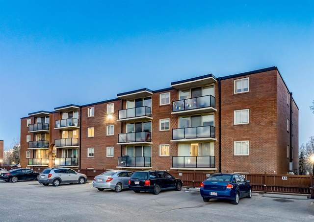 1421 7 Avenue NW #338, Calgary, AB T2N 0Z3 (#A1095896) :: Redline Real Estate Group Inc