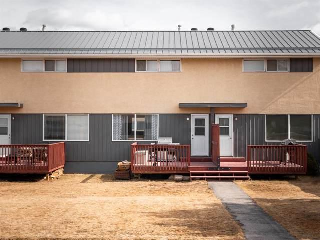 126 Hardisty Avenue #22, Hinton, AB T7V 1B6 (#A1095901) :: Calgary Homefinders