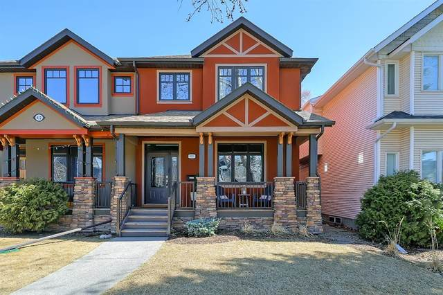 410 16 Street NW, Calgary, AB T2N 2C1 (#A1095910) :: Redline Real Estate Group Inc