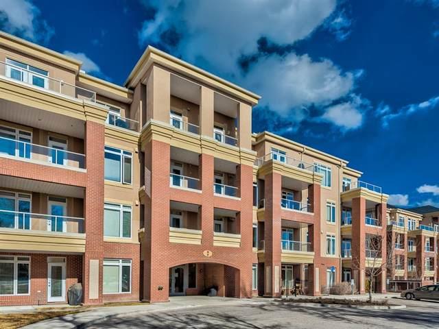 2 Hemlock Crescent SW #307, Calgary, AB T3C 2Z1 (#A1095939) :: Redline Real Estate Group Inc