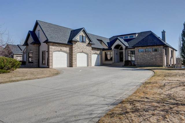 36 Heritage Lake Boulevard, Heritage Pointe, AB T1S 4H5 (#A1095941) :: Canmore & Banff