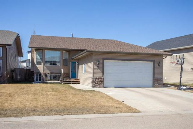 27 Taylor Drive, Lacombe, AB T4L 2N8 (#A1095997) :: Redline Real Estate Group Inc