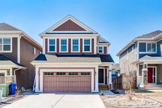 45 Evansfield Gardens NW, Calgary, AB T3P 0K7 (#A1096013) :: Redline Real Estate Group Inc